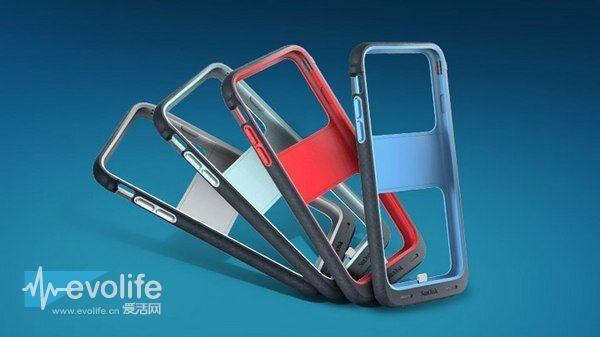 既然你们都嫌累赘 闪迪就干脆把手机U盘做成了保护壳