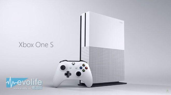 和Windows统一步调 微软将于8月2日在海外上市Xbox One S