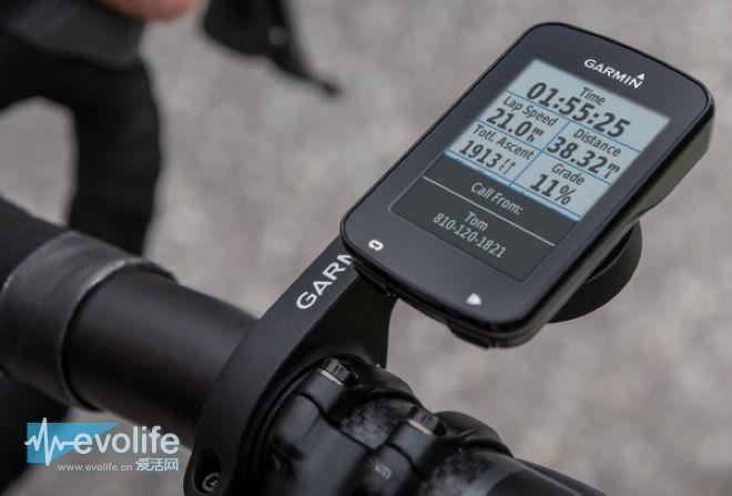 自行车也来导个航呗 Garmin自行车GPS导航仪专治迷路100年