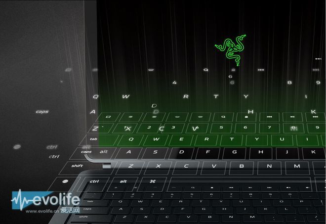 生产力工具怎可没有机械键盘 雷蛇就给iPad Pro做了一块