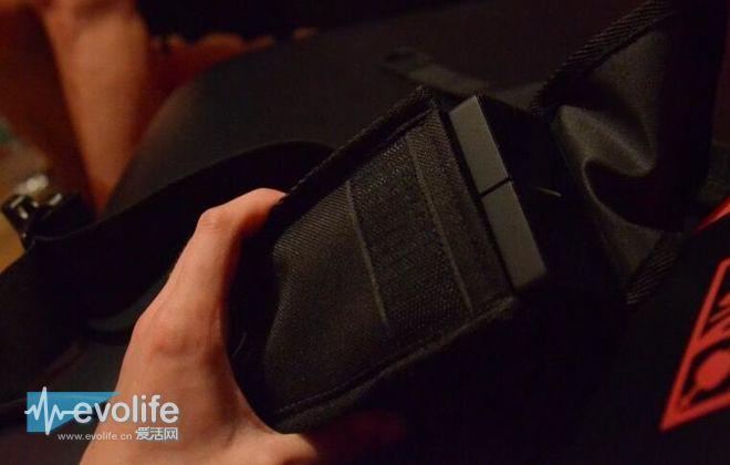 轻量紧凑强而有力 HP首次展示VR背包实际使用