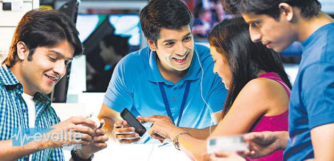 新市场这块蛋糕谁都想来一块 华为即将在印度开始生产智能手机