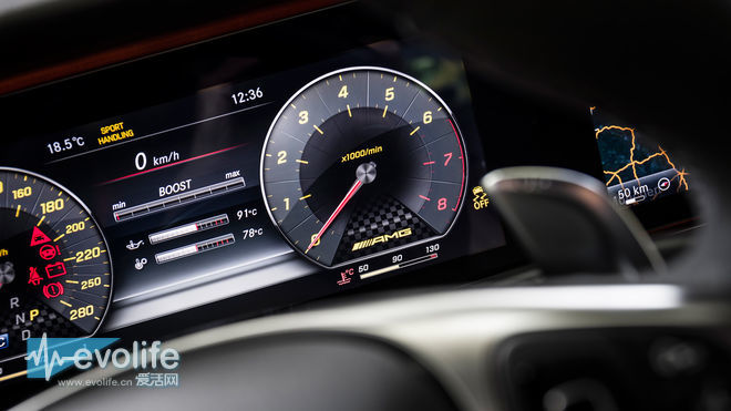 2017款奔驰AMG E43开起来会是什么感觉?