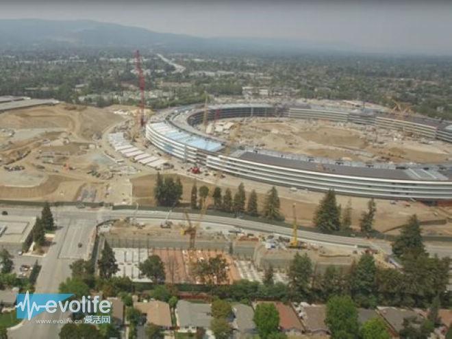 苹果太空船新总部即将完工 请问你们还招清洁工么?