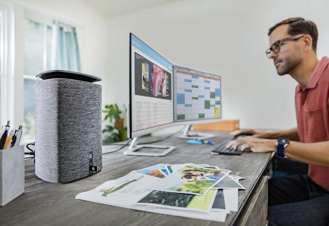 HP Pavilion畅游人Wave系列和HP Elite Slice重塑台式机使用体验